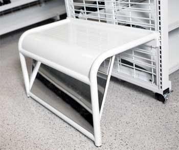 Shoe Bench System