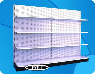 Wall Store Shelves